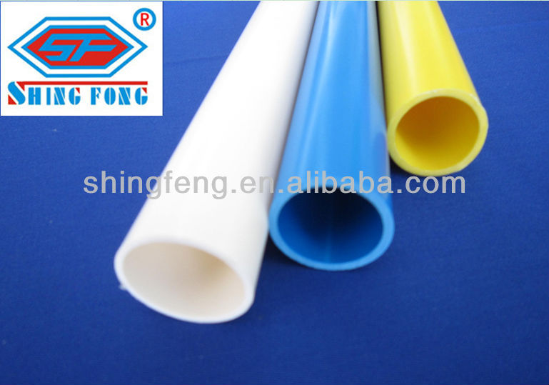 Nigeria PVC Cable Conduit Pipe