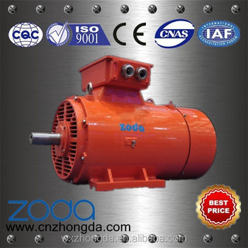 YE2 Series high efficiency three phase asynchronous Electric Motor(H132-355mm, kW)