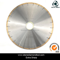 Diamond Blade Silent Body Cutting Saw Blades for Marble