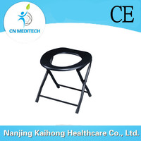 Hospital toilet chair for patient
