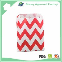 Food grade oil resistant sandwich wrapping paper bags