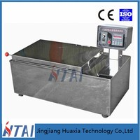 normal temperature glass or stainless steel cup electrical lab equipment