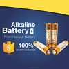 Alkaline dry Battery Wholesale 1.5V Lr6 Am3 AA Alkaline Battery For Led Torch
