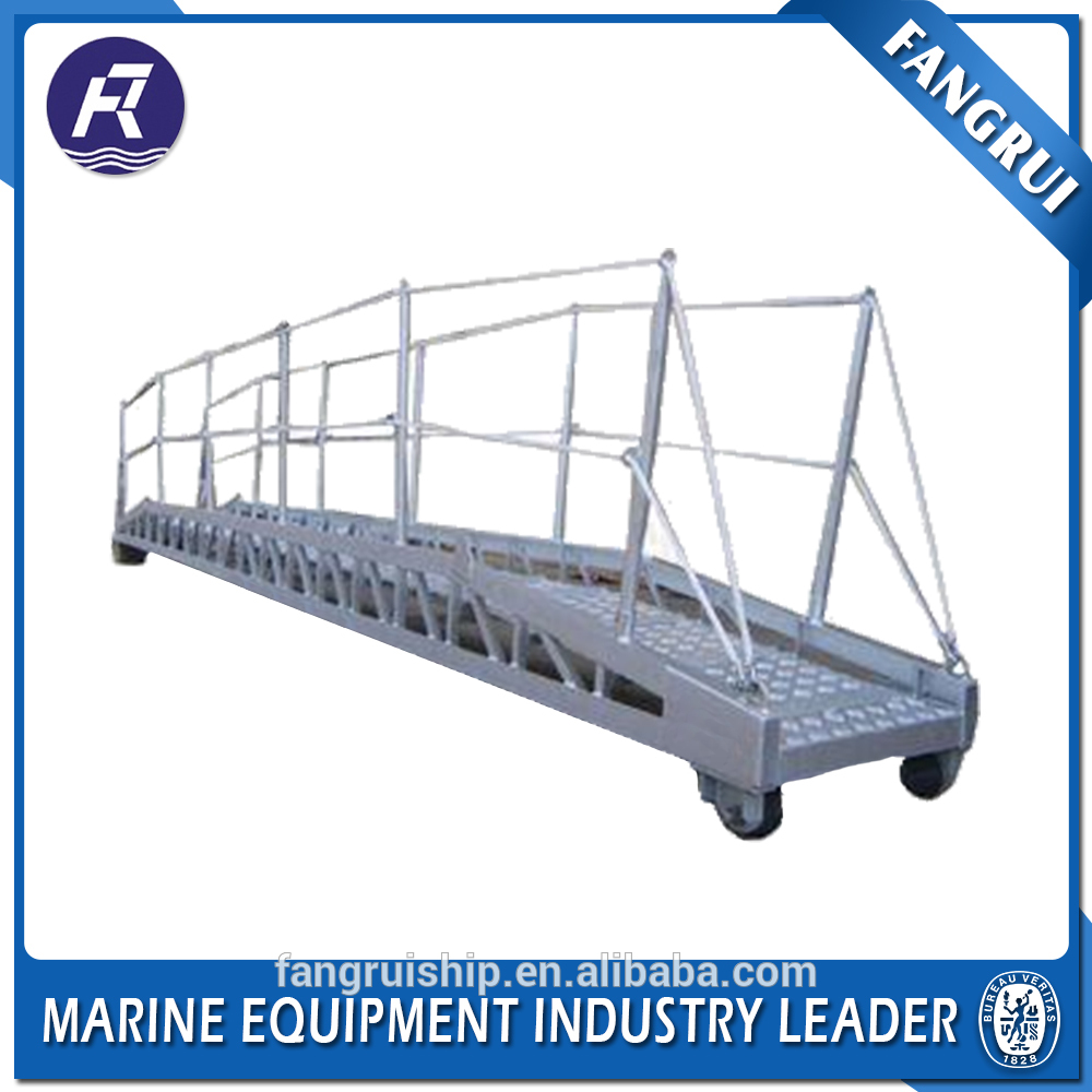 Big discount boat cargo hold bulwark inclined ladder for ship