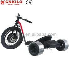 High Quality Racing Adult Drift Trike Motorized for sale Adult Slider Motorized Drift Trike,48v 500w 1000w 1500w