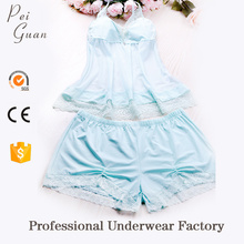 Comfortable mature women wholesale ladies sexy sleepwear