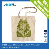 Quality recycle canvas bags | promotional sling cotton bag