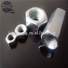 high strength brass din934 m25 long ansi b18.2.2 hex nut