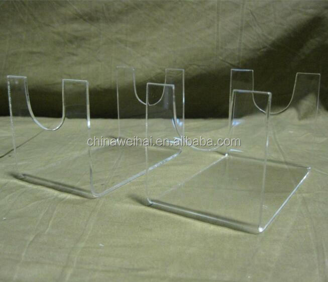 Acrylic Bayonet Display Stand