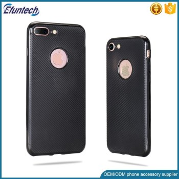 Soft carbon fiber phone accessory for huawei honor 5s / GR3, fashion protective mobile phone case for huawei GR3 2017