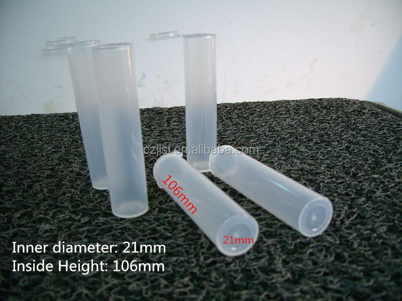 clear plastic cylinder tube,clear hard plastic tube for towel