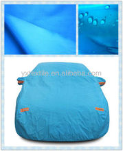 100 polyester taffeta fabric material for car body covers