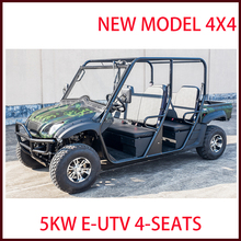 2017 new eec model electrical utv 4x4 side by side 4 seats