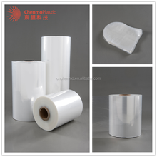 pof shrink wrap plastic packing film roll