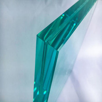 6.38mm 8.38mm 10.38mm 12.38mm clear/color PVB laminated <strong>glass</strong>