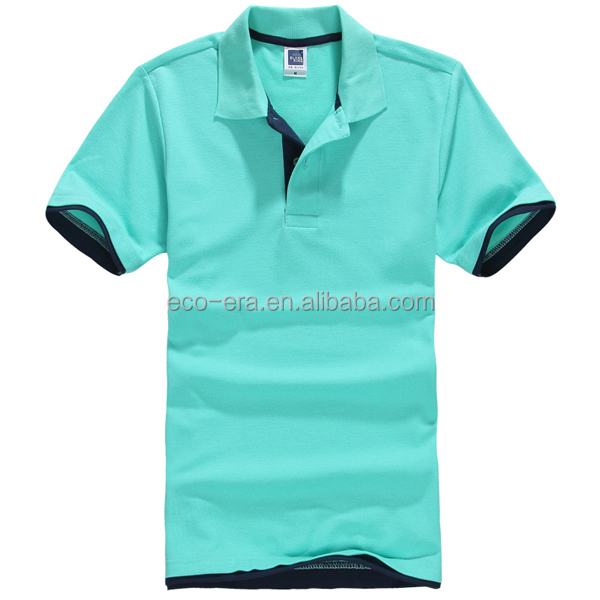 Alibaba China Wholesale Custom T-shirt Cheap Promotional T shirts With Logo Brand Embroidery New Design Polo T shirt Manufactur