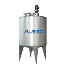Wholesale stainless steel cosmetic manufacturing plant, chemical blending tank, cosmetic mixing tank