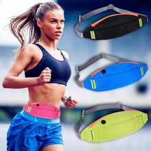 Manufacturer Waist belt bag custom fashion hip bag waist bag running