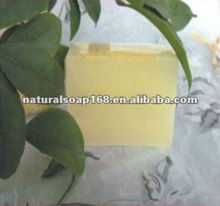 exporter coconut natural soap mud olive oil PS010
