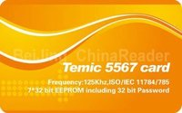 temic T5577 card