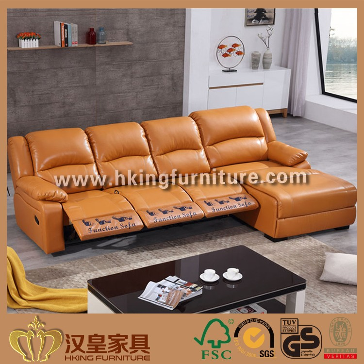 Dream Lounger Recliner Sofa For Living Room, Germany 3 Seater Recliner Sofa