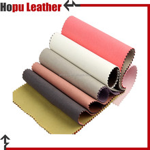 0.7mm grey breathable pu synthetic leather for casual shoes women heels