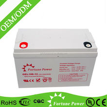 High quality best price lead acid 12v 100ah battery ups battery storage box