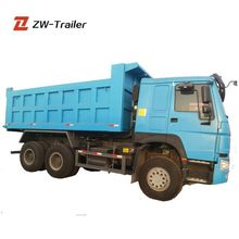 China Factory Good Quality SINOTRUK-HOWO Tipper Trucks 64 Dump Truck for Sale