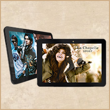 18.5 Inch tablet pos , android 4.0.4 mid tablet games download jelly bean , open frame vertical cd player