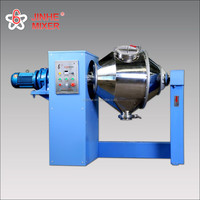 JINTAI JHX hotel soap mixing making mequipment vertical mixer in line shower taps continuous plough mixer