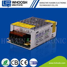 500w 12v ac dc switching mode power supply with ce ul cul