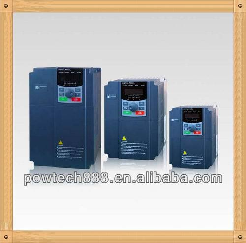Powtech CE/RoHS/FCC approved 50Hz high quality vfd for Drawing