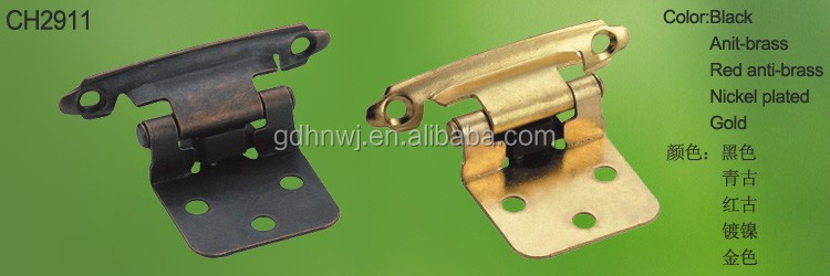 Hot sale American Iron hinge in antique color