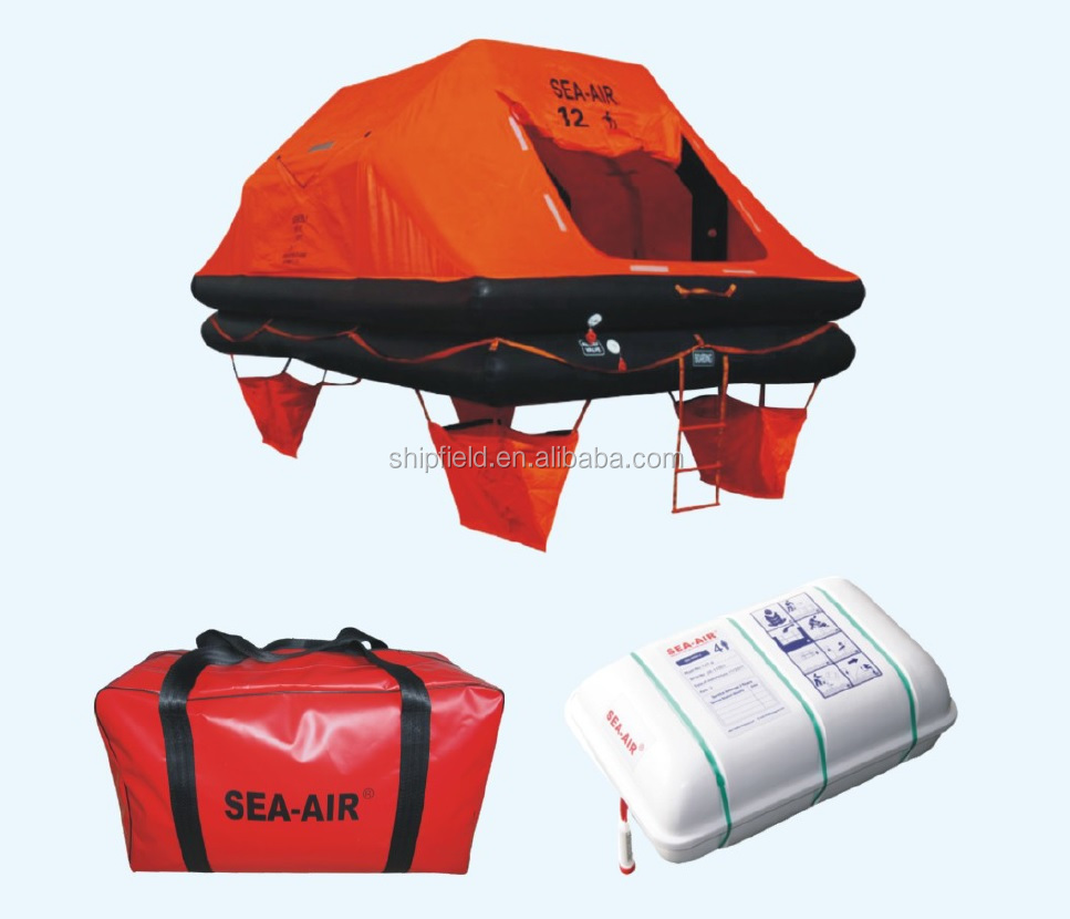 boats inflatable life raft for sales