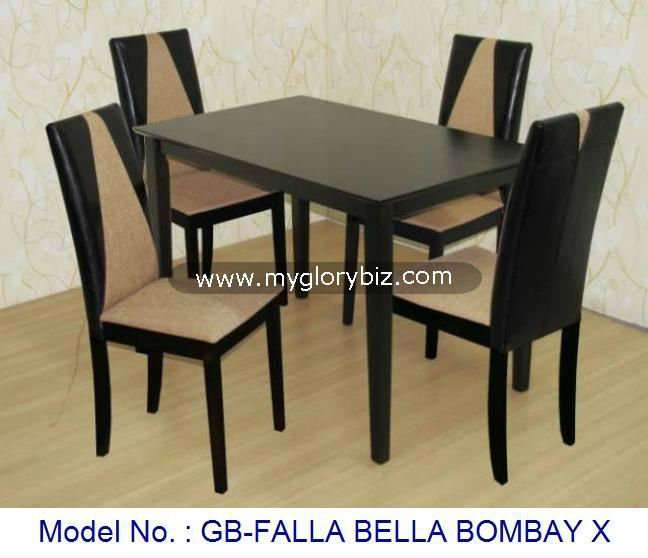 Wooden Dining Set, Wooden Table And Chairs Set, Wooden Dining Room Furniture