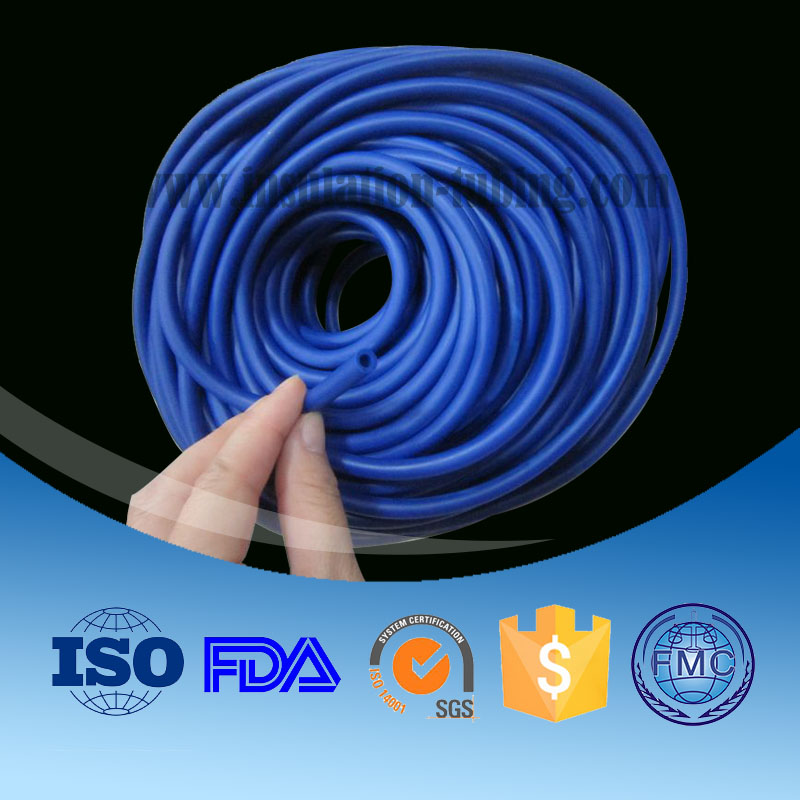 Competitive Price Fda Grade Dipped Speargun Rubber Band China Factory