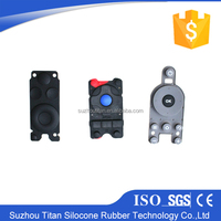 Manufacturing silicone rubber keypad