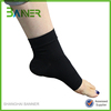 Adjustable breathable Sports elastic Nylon Spandex ankle support brace