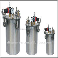 CE Approved SUS304 pressure pots made in china