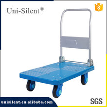 Discount Hand Cart Foldable Luggage Baggage Trolly Used for Restaurant Service
