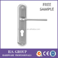 On sale! The latest high quality safety door locking devices and metal handle HSMHKM063-L30-19