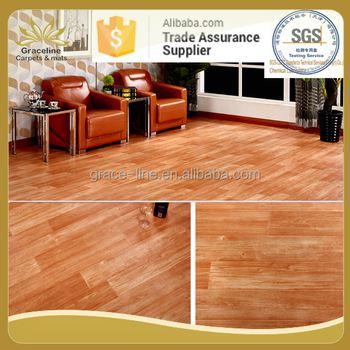 Waterproof Anti Slip Imitation Wood Pvc Flooring Vinyl Tile For Covering Outdoor Buy Pvc