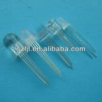 4 Pins Common Anode LED Diode RGB 3mm/5mm/8mm/10mm (ROHS and CE Compliant)
