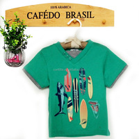 OEM fashion summer new baby boy polo t shirt
