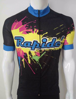 Lively--High quality quick dry fit ropa ciclismo china/wholesale bike wear, cycling top
