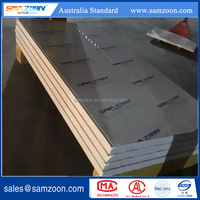 Environmental Tongue-and-groove EPS Sandwich Wall Panels for light steel structure villa