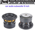 "made in China cheapest subwoofer with 71-90db sensitivity for car audio accessories car subwoofer 8""high quality car speaker"