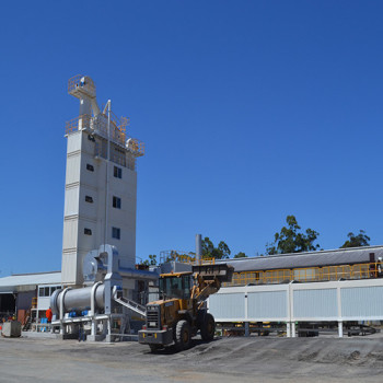 Popular price ELB2000 hot mix asphalt plant for sale