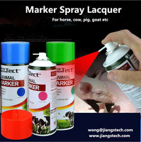 Crayon spray marker pen spray for horse cow pig goat farms