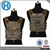 Tactical Military Airsoft Outdoor Molle Plate Carrier Combat Assault Vest Kryptek